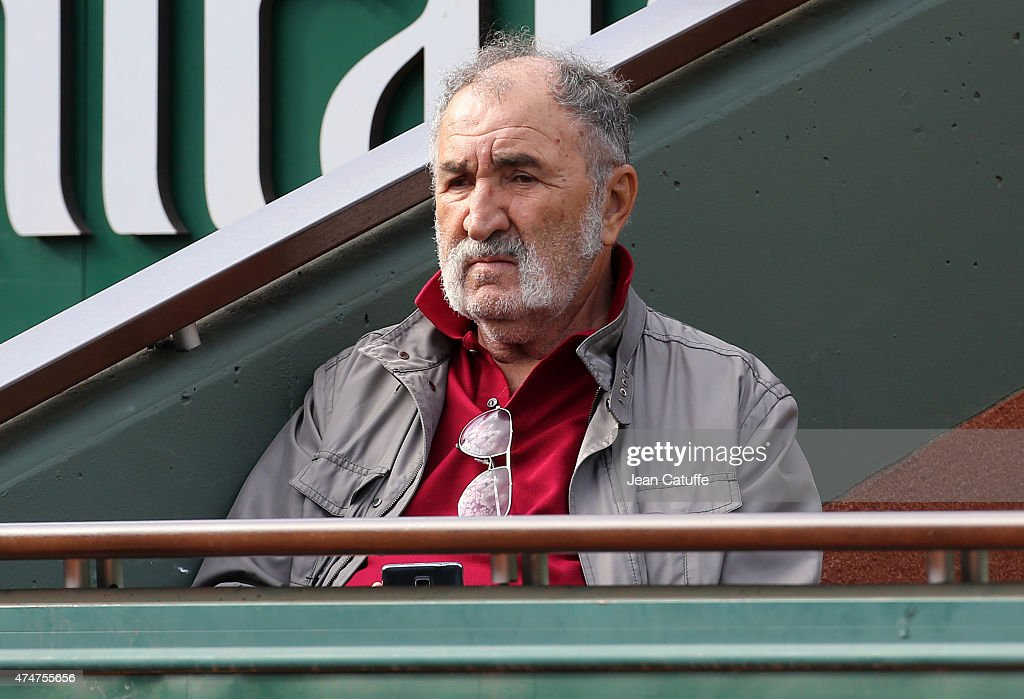 Celebrities At French Open 2015 - Day Two : News Photo