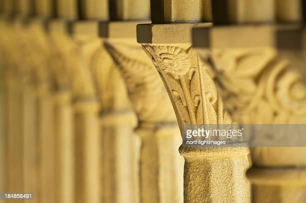 iona abbey e conventos - abadia mosteiro - fotografias e filmes do acervo