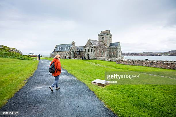 Insel Iona Abbey