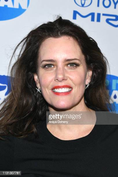 Ione Skye at 5th Annual Keep It Clean Live Comedy Benefit For Waterkeeper Alliance at Largo At The Coronet on February 21 2019 in Los Angeles...