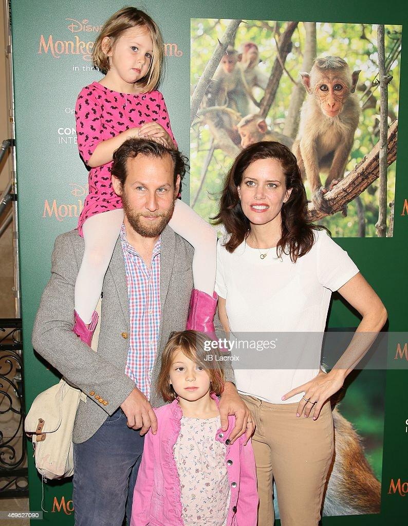 """Monkey Kingdom"" - Los Angeles Premiere : News Photo"