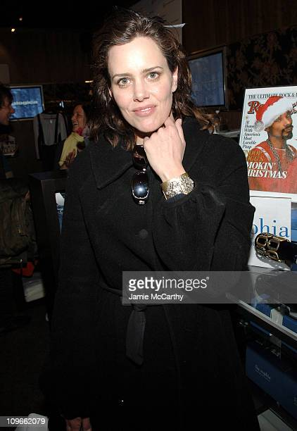 Ione Skye during 2007 Park City Marquee Lounge Day 2 at Marquee Lounge in Park City Utah United States