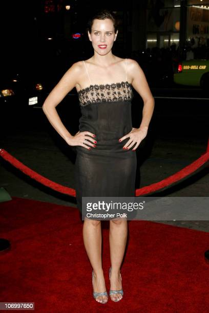Ione Skye during Employee of the Month Premiere Arrivals at Mann's Chinese Theatre in Hollywood California United States