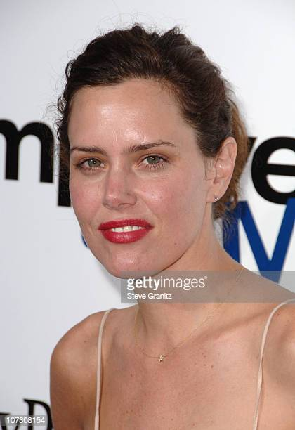 Ione Skye during Employee of the Month Premiere Arrivals at Mann's Chinese Theater in Hollywood California United States