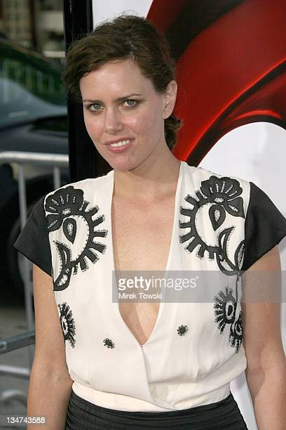 Ione Skye during Film Independent's Los Angeles Film Festival Opening Night The Devil Wears Prada at Mann Village Theatre in Westwood California...