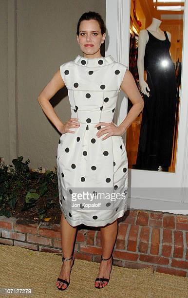 Ione Skye during Jennifer Garner Hosts Oscar De La Renta Boutique Opening Benefiting EIF Women's Research Fund at Oscar De La Renta Boutique in West...