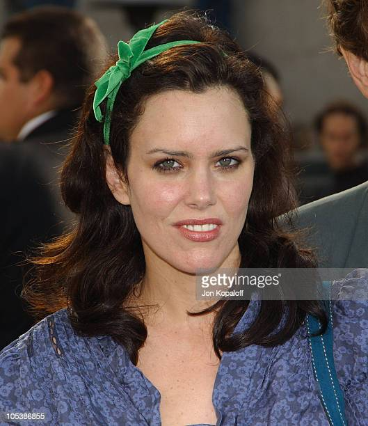 Ione Skye during Lemony Snicket's A Series Of Unfortunate Events World Premiere Arrivals at Grauman's Chinese Theater in Hollywood California United...