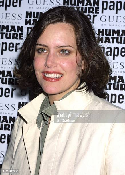 Ione Skye during New York Premiere of Human Nature at Chelsea West Theater in New York City New York United States