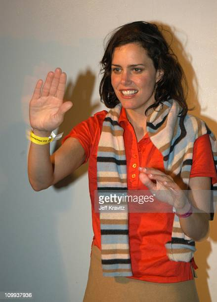Ione Skye during Playstation 2 E3 Party Playa Del Playstation Inside at Viceroy Hotel in Santa Monica CA United States