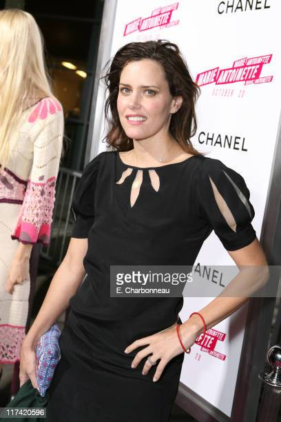 Ione Skye during Special Screening of Columbia Pictures' Marie Antoinette hosted by Chanel at Arlight Cinemas/Chateau Marmont in Los Angeles...