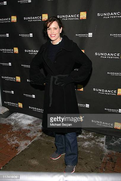 Ione Skye Leitch during 2007 Sundance Film Festival River's Edge Premiere at Library Center Theater in Park City Utah United States