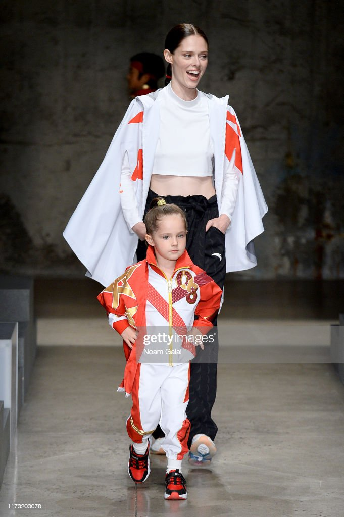 China Day: Anta Kids - Runway - September 2019 - New York Fashion Week: The Shows : News Photo