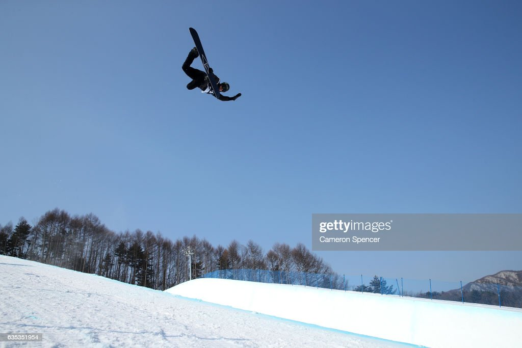 FIS Freestyle Ski World Cup 2016/17 - Halfpipe - Training