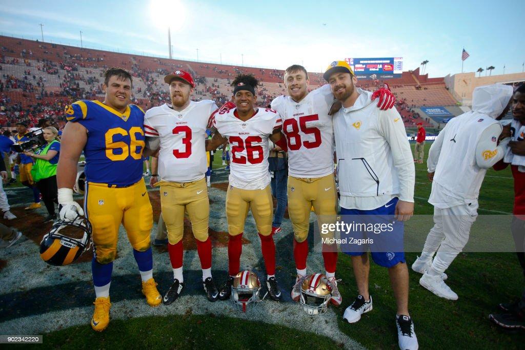 San Francisco 49ers vLos Angeles Rams