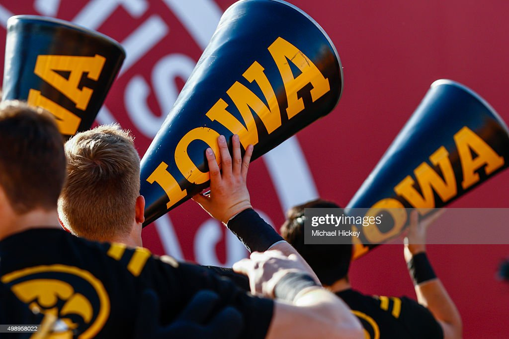 Iowa v Indiana : News Photo