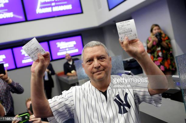 Iowa State Senator Tony Bisignano attends the grand opening of William Hill Sports Book at Prairie Meadows on August 15 2019 in Altoona Iowa