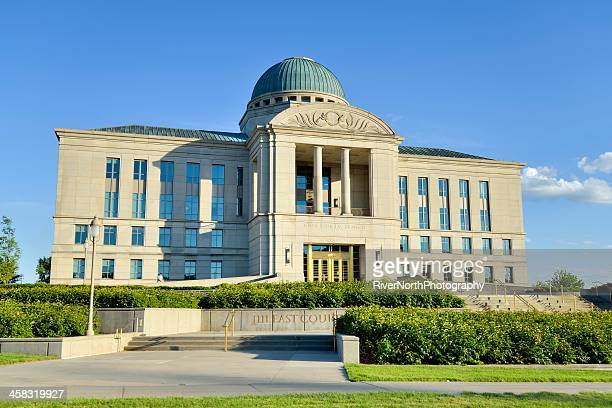 iowa supreme court - des moines iowa stock pictures, royalty-free photos & images