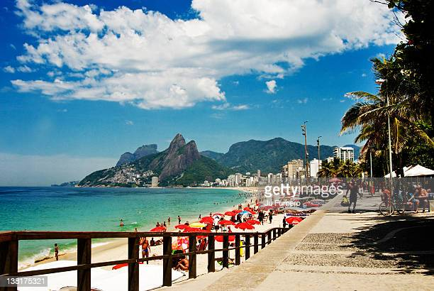 Ipanema beach walk
