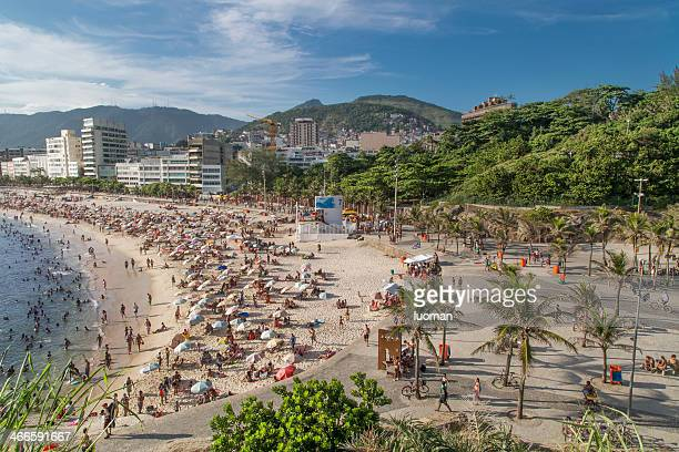 Ipanema Park and Arpoador Beach