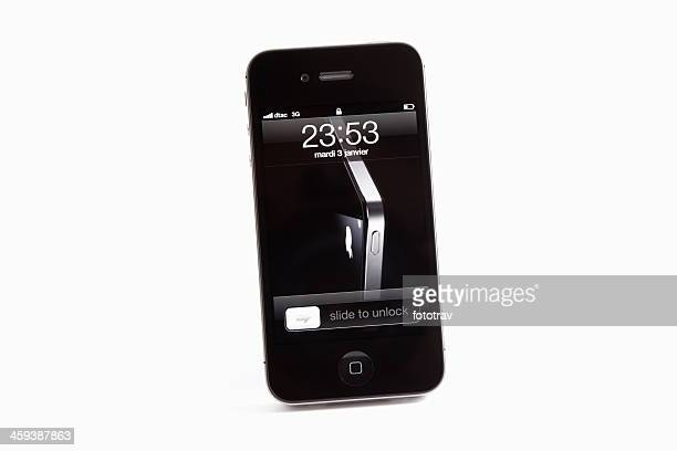 iphone 4s - siri mobile app stock pictures, royalty-free photos & images