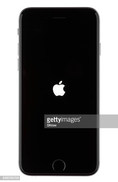 iPhone 6 Boot Up Screen