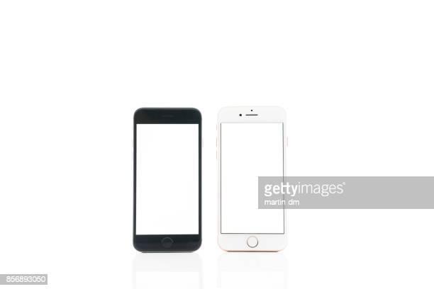 iPhone 6 vs.iPhone 8
