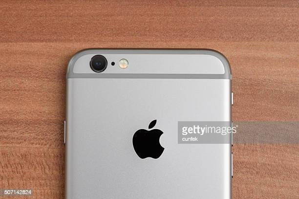 iPhone 6s Space Gray Back