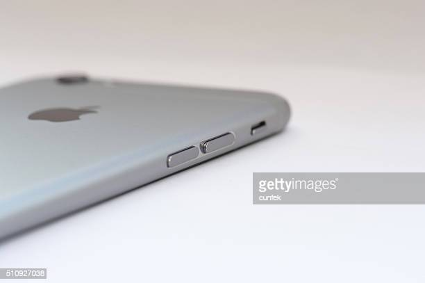 iPhone 6s Space Gray side