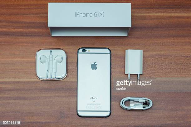 Iphone 6s Space Gray unboxing