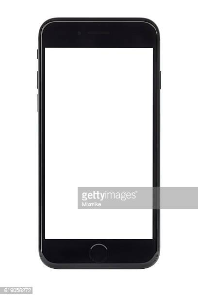 iPhone 7 with blank screen