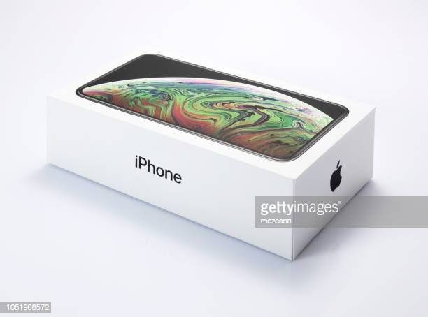 iPhone Xs max box