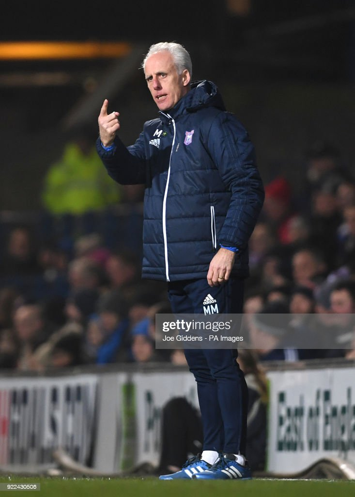 Ipswich Town v Cardiff City - Sky Bet Championship - Portman Road : News Photo