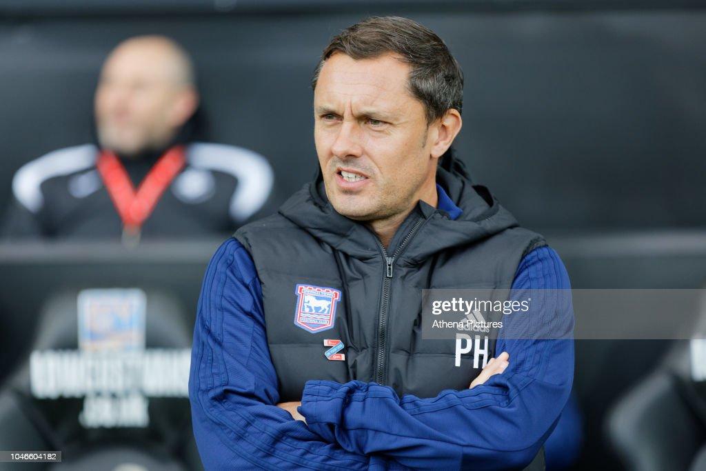 Swansea City v Ipswich Town - Sky Bet Championship : News Photo