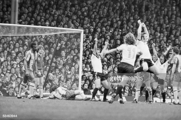 Ipswich Town versus West Bromwich Albion 11th April 1978