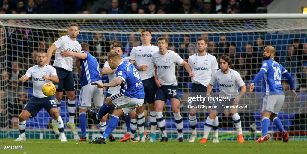 Ipswich Town v Preston North End - Sky Bet Championship : News Photo