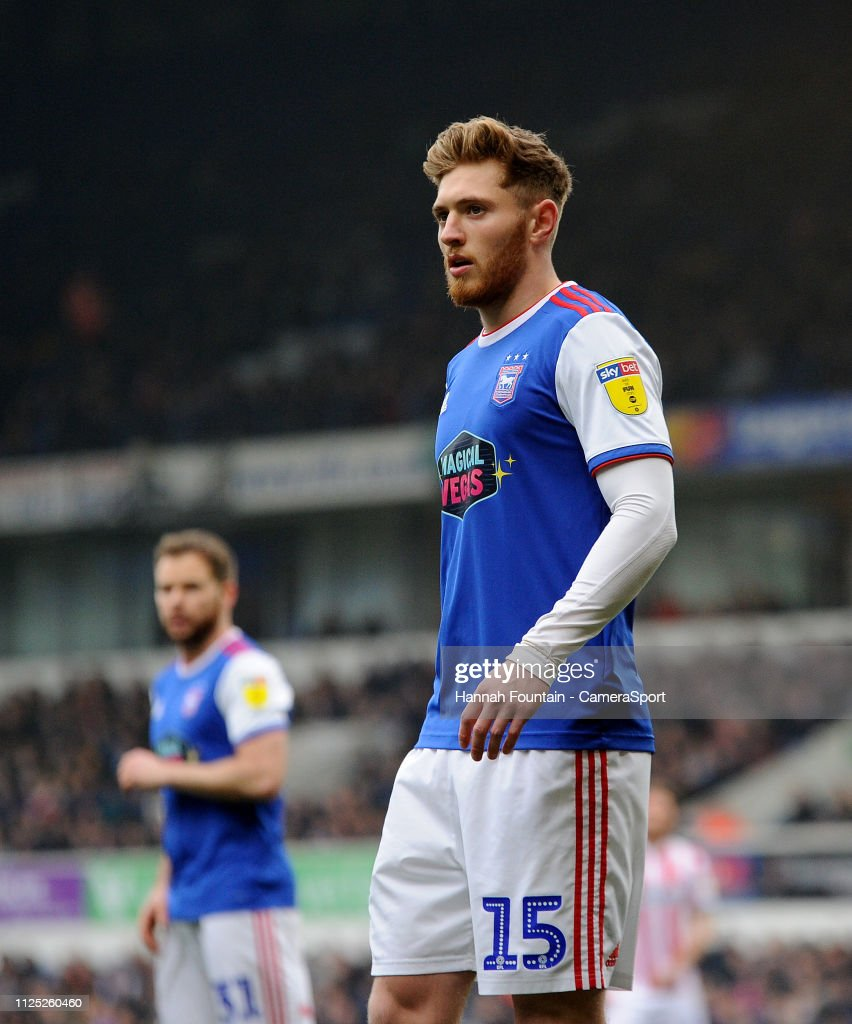 GBR: Ipswich Town v Stoke City - Sky Bet Championship