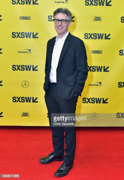Ira Glass attends 'Accidentally Making the Most Popular Podcasts Ever' during SXSW at Austin Convention Center on March 11 2018 in Austin Texas