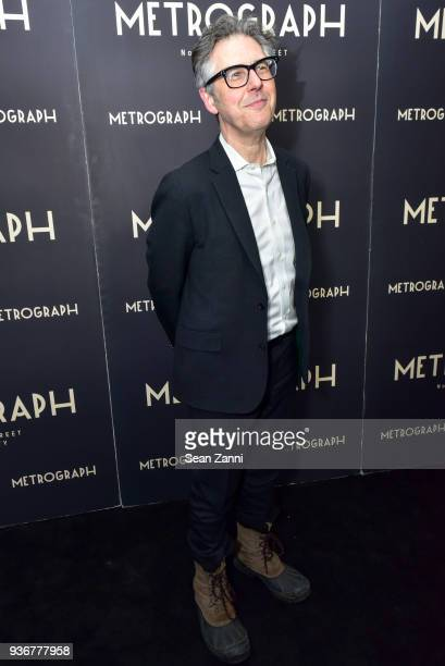 Ira Glass attends Metrograph 2nd Anniversary Party at Metrograph on March 22 2018 in New York City
