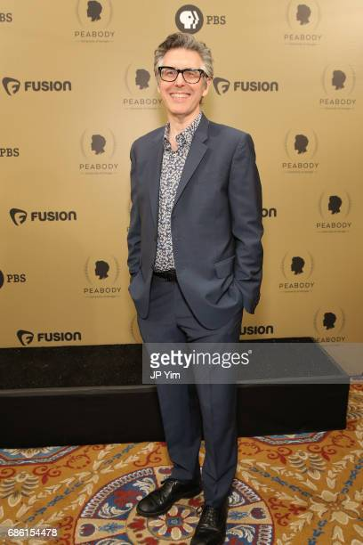 Ira Glass attends The 76th Annual Peabody Awards Ceremony at Cipriani Wall Street on May 20 2017 in New York City