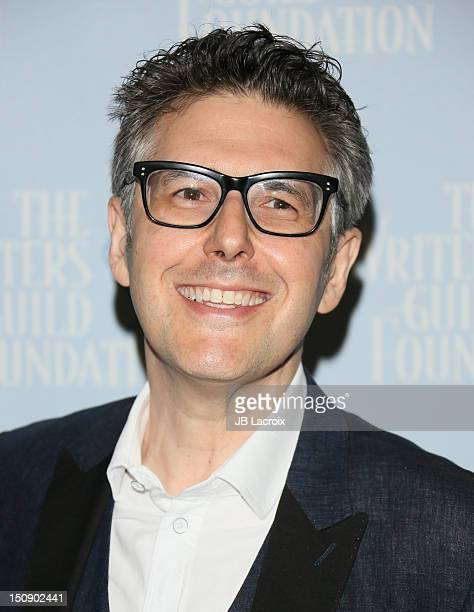 Ira Glass attends the Sleepwalk with Me Los Angeles premiere at the Writers Guild Theater on August 28 2012 in Beverly Hills California