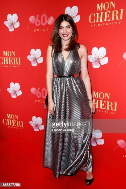 Ira Meindl attends the Mon Cheri Barbara Tag 2017 at Postpalast on November 30 2017 in Munich Germany