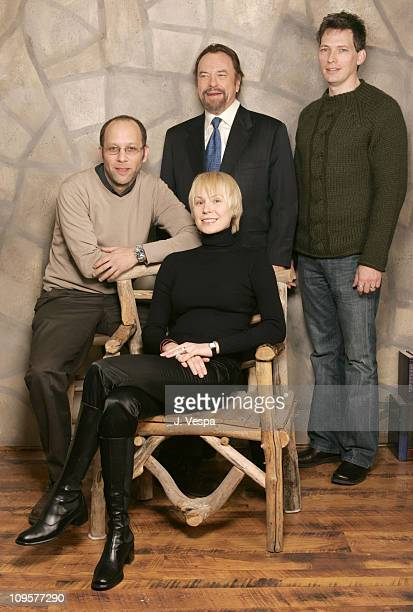 Ira Sachs director Rip Torn Dina Korzum and Darren Burrows