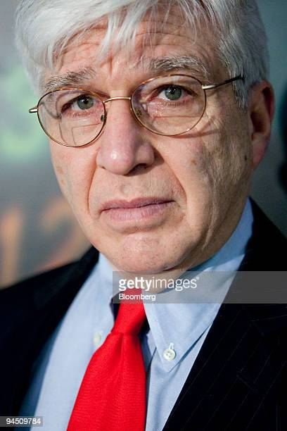 Ira Sorkin a partner at Dickstein Shapiro LLP poses for a portrait in New York US on Wednesday Dec 16 2009 Sorkin said Madoff saw appeal as a...