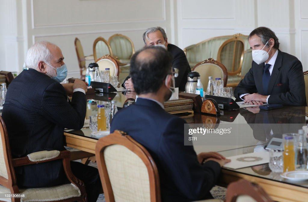 IRAN-NUCLEAR-POLITICS-DIPLOMACY : News Photo