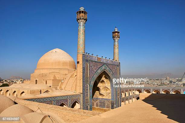 iran, isfahan, friday mosque - isfahan stock pictures, royalty-free photos & images