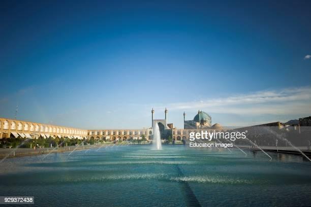 Iran, Isfahan, Imam Square.