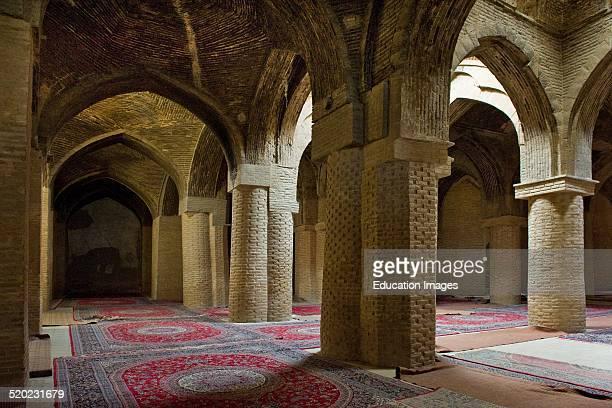 Iran Isfahan old Friday Mosque