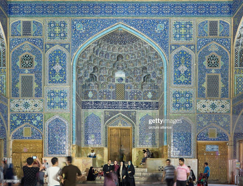 Iran - Isfahan : ニュース写真