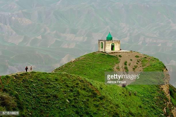 Iran, Khaled Nabi shrine