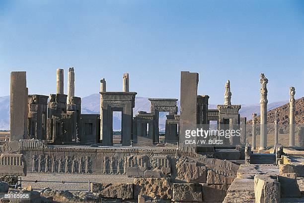 Iran, Persepolis, Palace of Darius